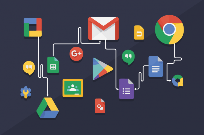 Achieving a Seamless Process Flow with Google Apps