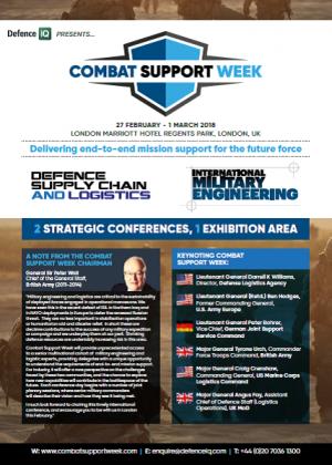 Combat Support Week Brochure