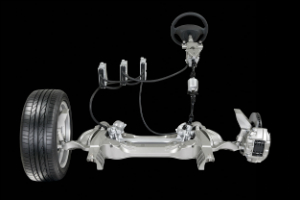 Photo Nissan Steer-by-wire