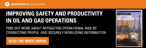 Improving Safety & Productivity in Oil and Gas Operations