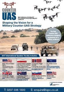 Counter UAS cover