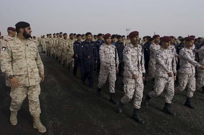 kuwait-army