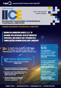 IICE 2017 Agenda Cover