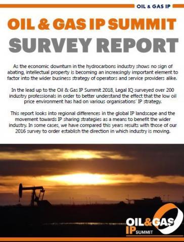 Oil gas IP Survey