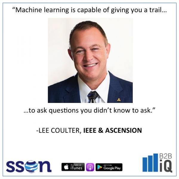 Lee Coulter podcast 2