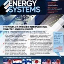 Directed Energy Systems Agenda Cover