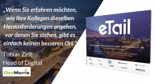 eTail Germany Agenda Banner