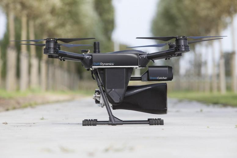 Taking back the sky: Counter UAS