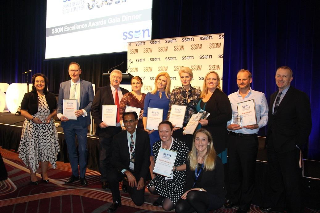 Award winners SSOW 2017