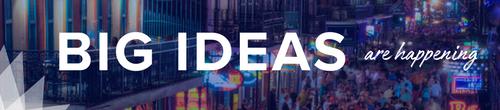 Big Ideas Landing Page