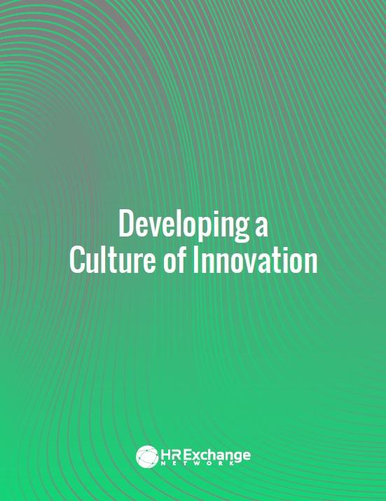 Developing a Culture of Innovation cover