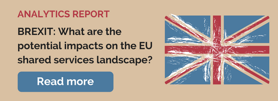 How will Brexit affect shared services?