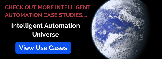 Intelligent automation & RPA case studies